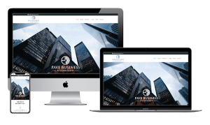 Accountant and Financial Industry Website