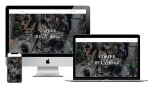 Coffee Business Broker Website