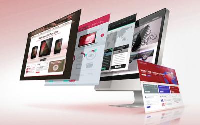 How website design has changed