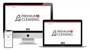 Professional Cleaning Website