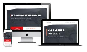 Tiler and Bathroom Renovation Website